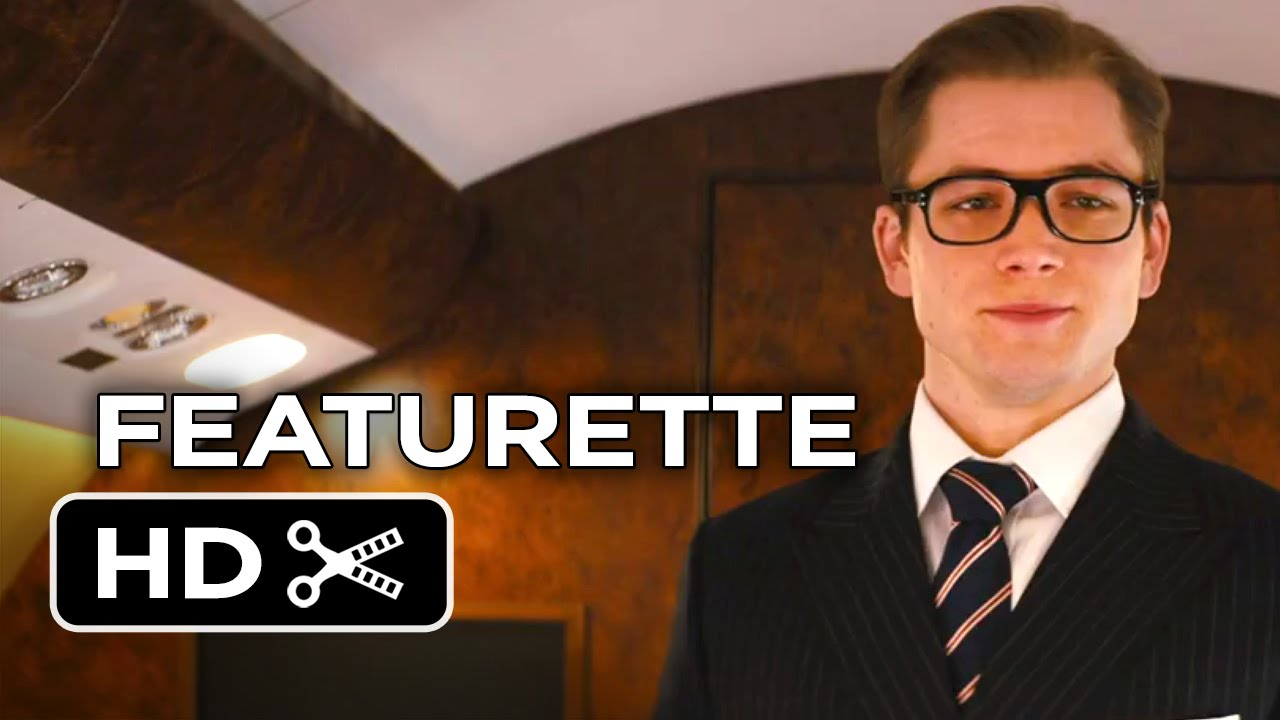 Kingsman The Secret Service Featurette Meet Eggsy 2015