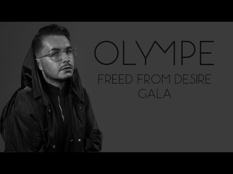 FREED FROM DESIRE OLYMPE COVER