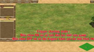 Hướng dẫn Trigger Game AOE II HD (How to use Trigger AOE II)