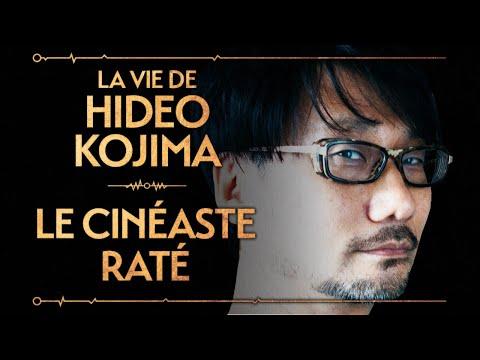 PVR #13 : HIDEO KOJIMA (METAL GEAR) - L'HISTOIRE D'UN CINÉASTE RATÉ