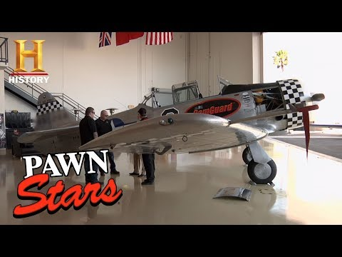 Best of Pawn Stars: WWII AT-6 Texan Plane   History thumbnail