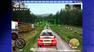 Mobil 1 Rally Championship - 60FPS-Test