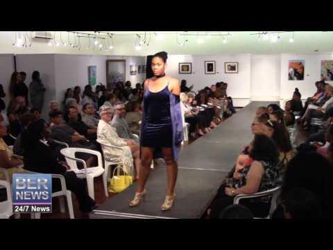 Desiree Riley At Bermuda Fashion Collective, November 3 2016