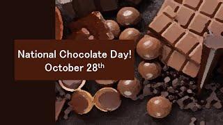 National Chocolate Day 2020!!