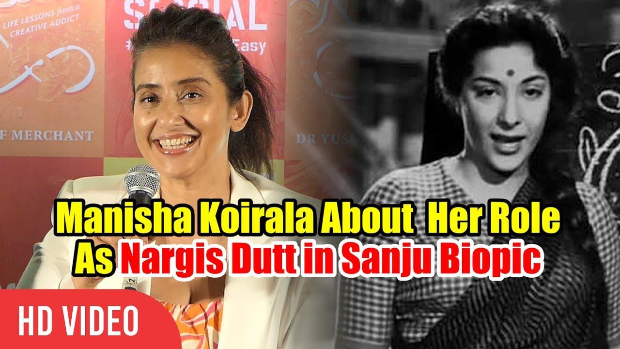 Image result for latest images of manisha koirala in sanju movie