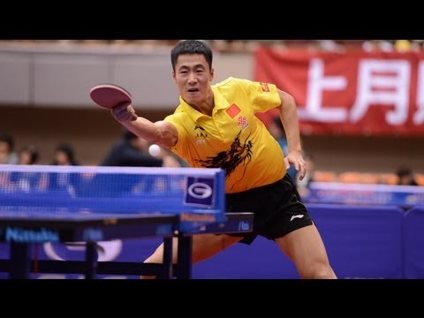 Japan Open 2013 Highlights: Wang Liqin vs Achanta Sharath Kamal (Round 3)