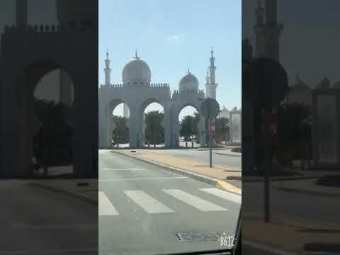 Shiekh Zayed Grand Mosque   Abu Dubai