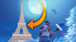 EIFFEL TOWER IN FORTNITE..!! TOP 50 Fortnite Funny and Best Moments (Fortnite Battle Royale)
