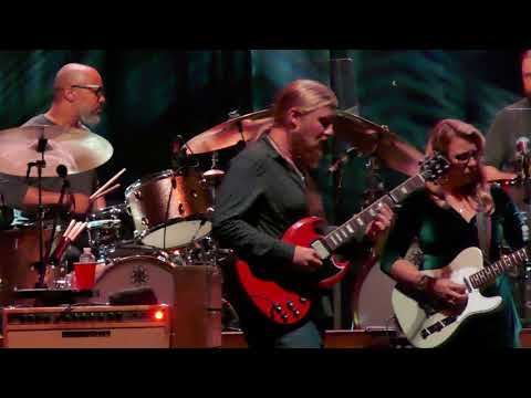 "Tedeschi Trucks Band   2018-06-02 Tropicana  Atlantic City ""Down In The Flood"""
