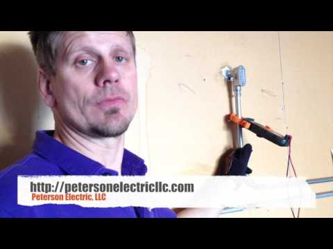 Electrical Code For Garages & Exposed Romex Wires
