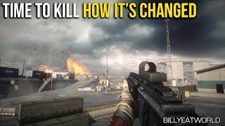 Time To Kill In Battlefield 3 vs Battlefield 4 vs Battlefield Hardline - Which Is Better?