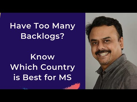 Have Too Many Backlogs? Know Which Country is Best for MS