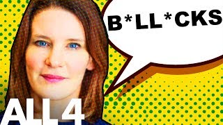 The REAL Origins Of BO***CKS? | Susie Dent's Guide To Swearing
