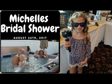 It's Gonna Be A Cold Winter! | Michelle's Bridal Shower | August 26th, 2017