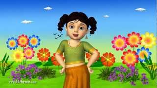 Chubby Cheeks Dimple Chin - 3D Animation Nursery rhyme for children with Lyrics thumbnail