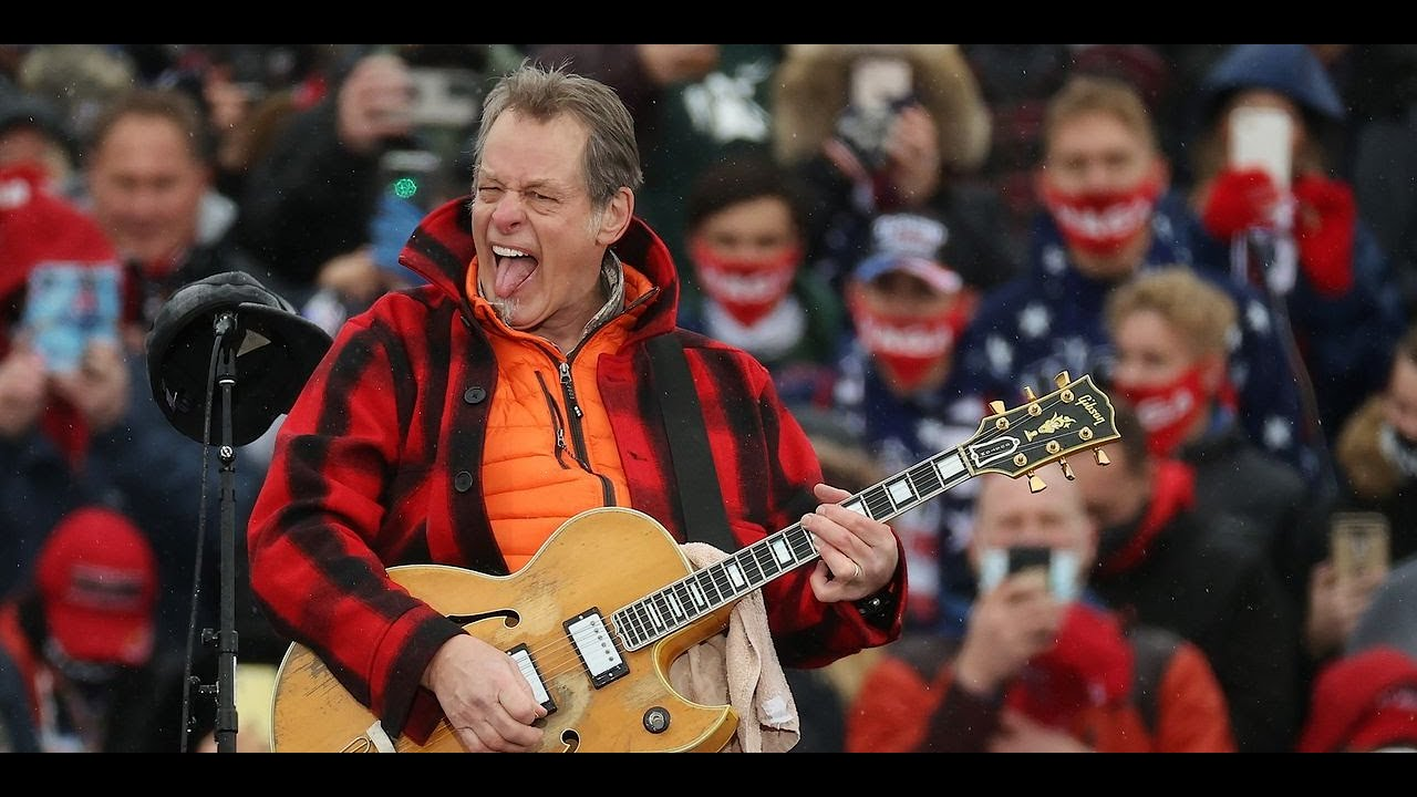 'I thought I was dying': Ted Nugent Tests positive for COVID-19