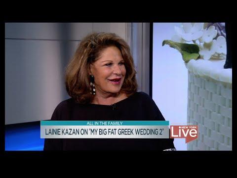 """Lainie Kazan on """"My Big Fat Greek Wedding 2"""""""