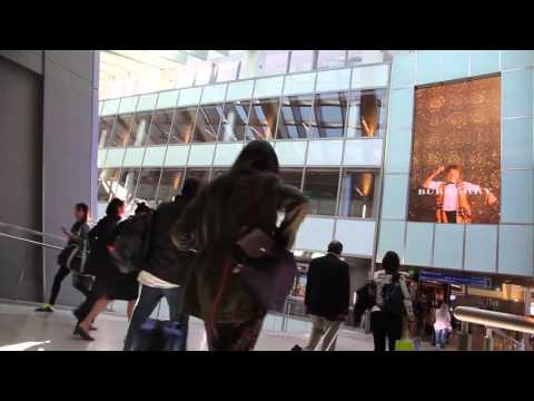 Burberry Bon Voyage | JCDecaux North America