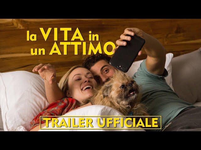 LA VITA IN UN ATTIMO - Trailer Ufficiale - Dal 14 Febbraio al Cinema