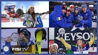 Le vittorie degli azzurri sulla neve - Stagione 2017/18