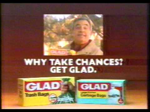 Glad Trash Bags Commercial