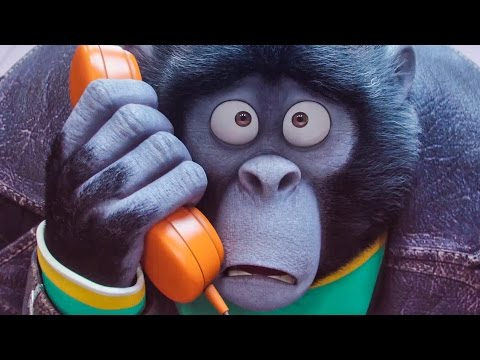 SING Trailer 1 - 3 (Animation Blockbuster - 2016)