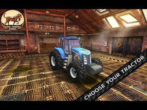 Tractor Farm Parking Sim