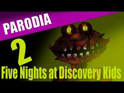 Five Nights at Discovery Kids 2   Parodia Suprema   Zichfried