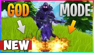 *NEW* FORTNITE: 100% GOD MODE GLITCH! **Epic Needs To Fix This** (Fortnite Battle Royale) Under Map