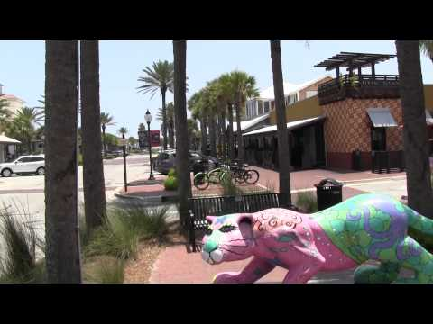 Jacksonville Beach & Atlantic Beach, Florida