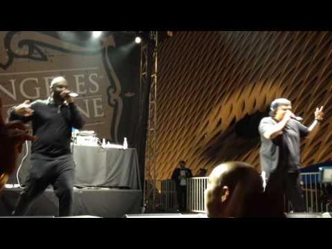 "De La Soul ""Buddy"" at Los Angeles Food & Wine Festival"