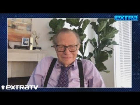 A Look Back at Our Last Interview with Larry King