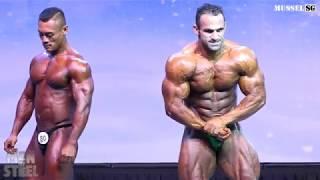 Scitec Men Of Steel 2019 - Men's Bodybuilding  Overall Champion  Is Hamada A