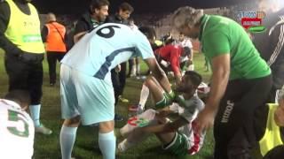 كواليس مبارة اتحاد بلعباس مع اتحاد الجزائر usmba studioalaaeddinehd
