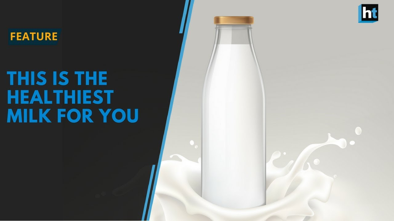 This is the healthiest milk for you - YouTube
