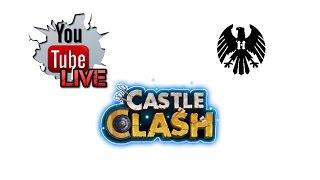 Castle Clash: Smashing 60 Eggs & Rolling 100k Gems for Demogorgon and Revenant!!!