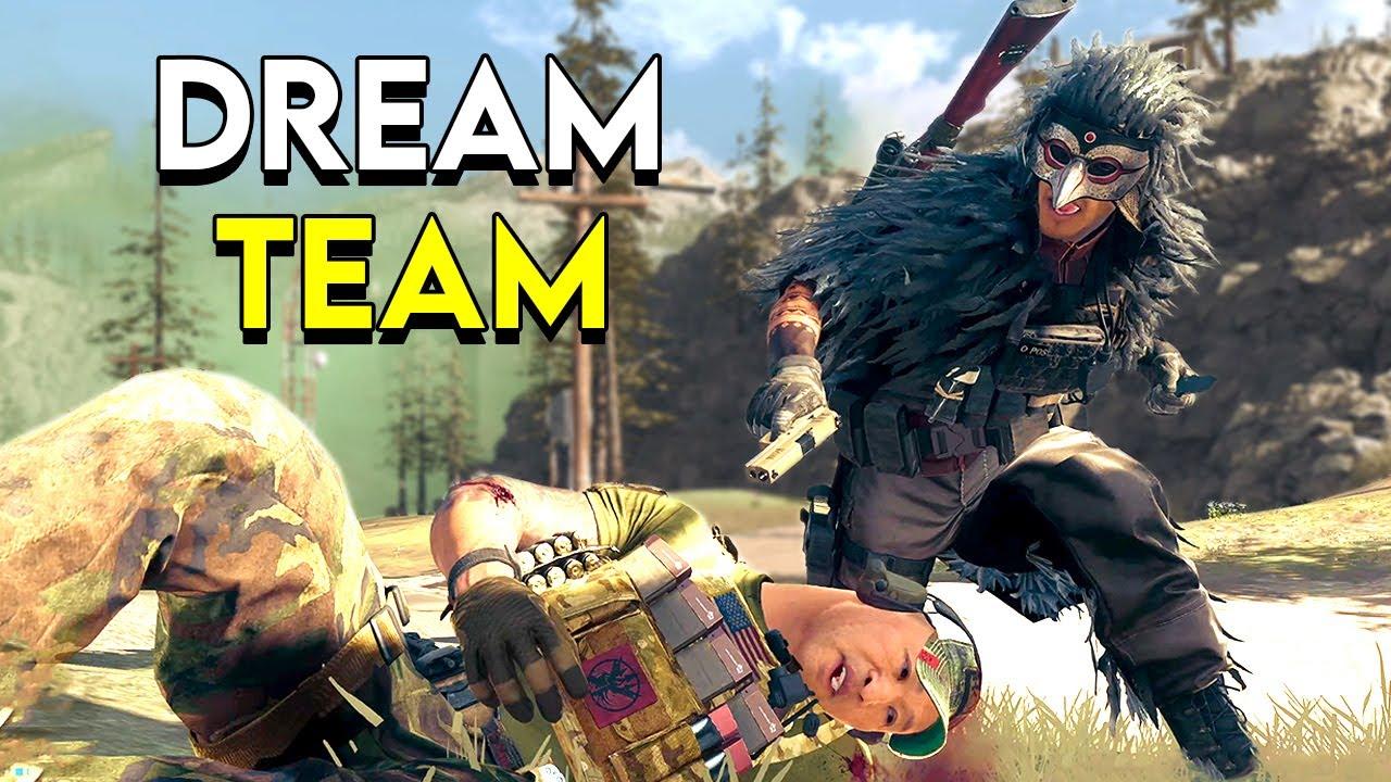 Warzone's Dream Team