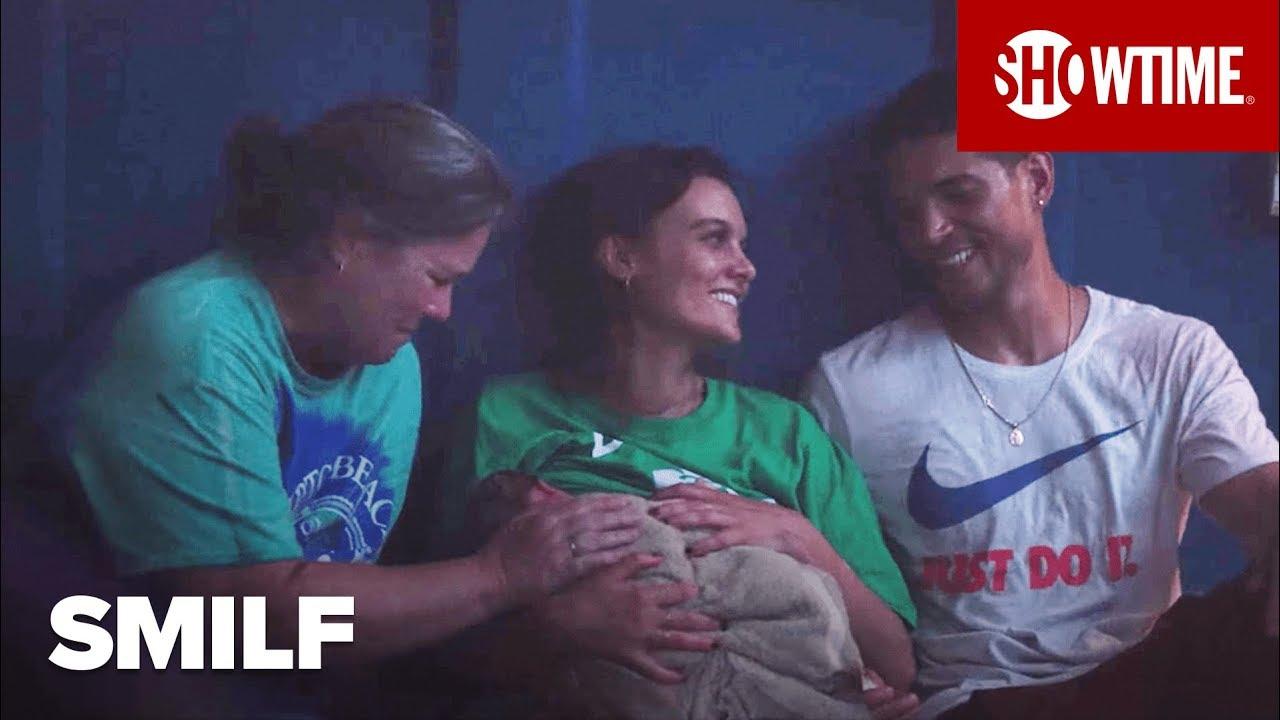 Download BTS: Frankie Shaw on Larry's Birth | SMILF | Season 2