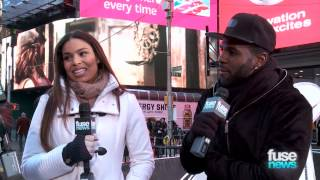 Jordin Sparks & Jason Derulo Talk Super Bowl