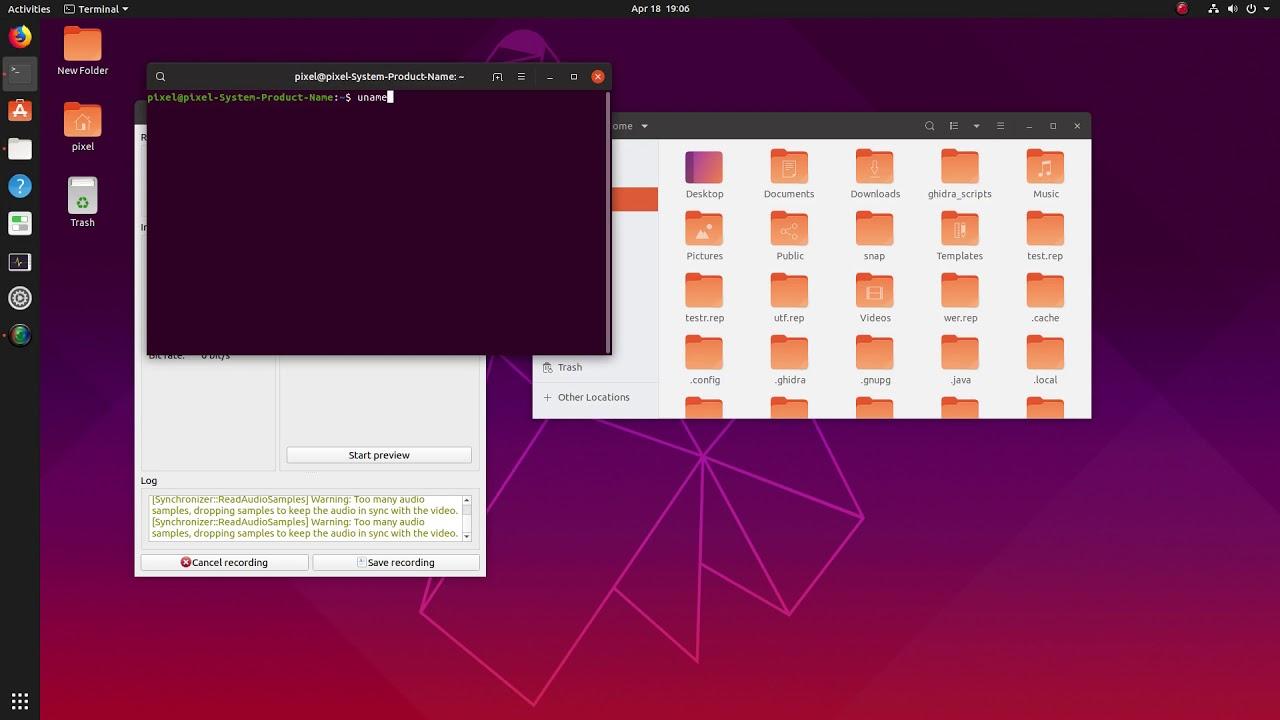 Ubuntu 19 04 Fractional Scaling X11