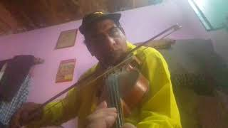Jab koi bat BIGAD jai ... VIOLIN coverage by GuruprasadDwivedy ODISHA