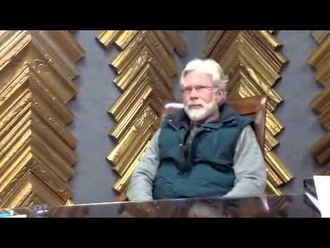 Phil Olson Interview MAYEN OLSON FRAMEMAKERS & GOLDLEAF STUDIO