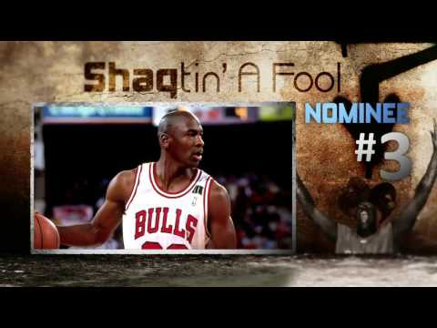 Shaqtin a Fool!! With Dominique Wilkins, Michael Jordan and Shawn Marion