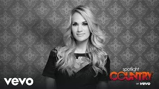 Carrie Underwood Calls 'American Idol' a 'Horrifying' Experience (Spotlight Country)