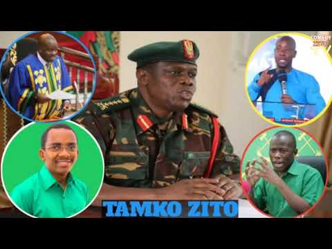 Download MKUU WA MAJESHI ATOA TAMKOZITO JUU YA SAKATA LA CHANJO YA COLONA, GWAJIMA,POLEPOLE, NDUGAI