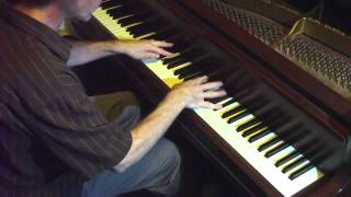 Space: 1999 theme on piano