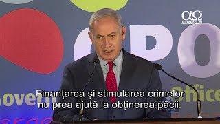 Ambasadorul SUA in Israel si Benjamin Netanyahu critica dur Autoritatile Palestiniene