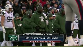 """Todd Bowles on being fired by New York Jets: """"I'm at peace with it"""""""