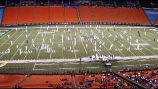 "INVISIBLE MAN | 2013 Leilehua HS ""Mules"" Marching Band & Color Guard - Rainbow Invitational"