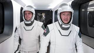 SpaceX spacesuits are a new breed